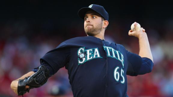 Paxton, Mariners top Cardinals to snap skid