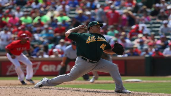 Video - Colon Outduels Darvish In A's Win