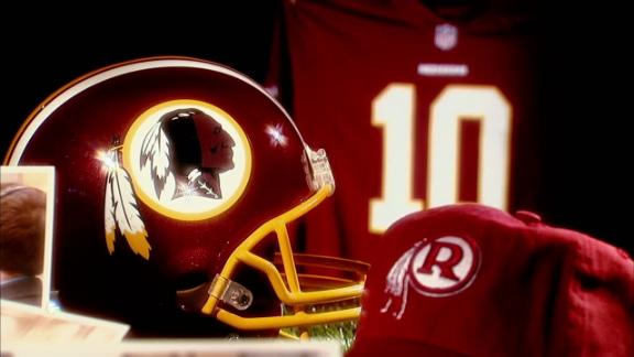 Video - OTL: Is The Redskin Nickname Racist?