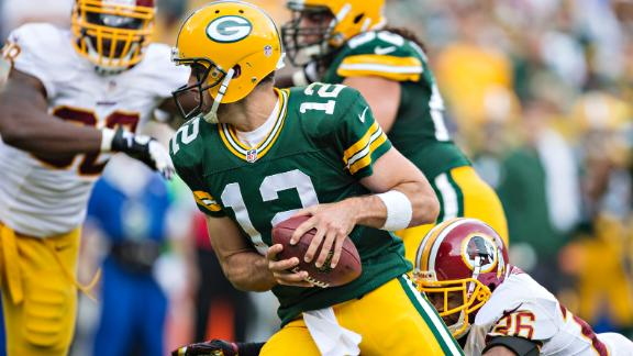 Video - Sunday Blitz: Redskins-Packers Recap
