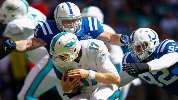 Video - Sunday Blitz: Dolphins-Colts Recap