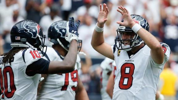 Video - Texans Edge Titans In OT