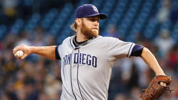 Video - Cashner, Padres Blank Pirates