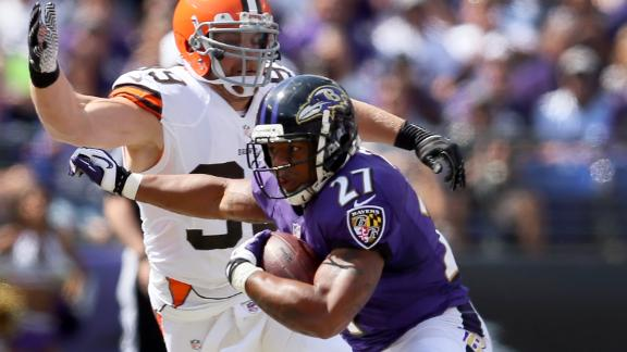 Source: Phil Taylor insists Ray Rice spit on him