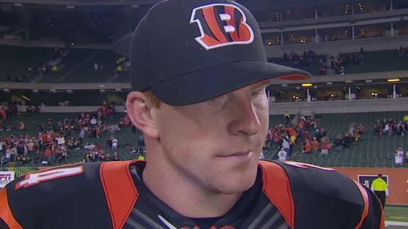 Video - Dalton On Bengals' Win