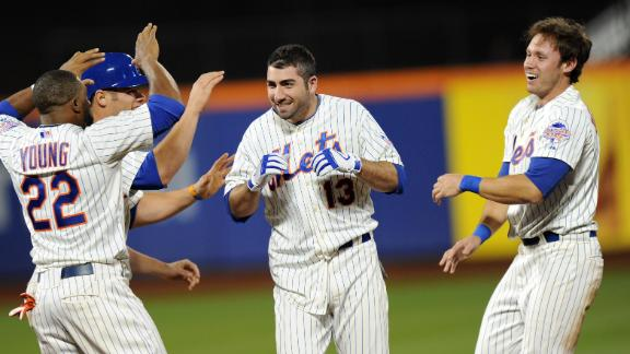 Video - Mets Walk Off In The Ninth