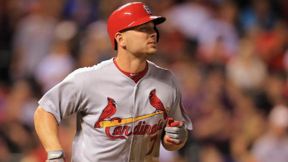 Holliday, Cardinals hammer Rockies in rout