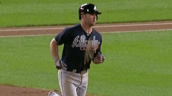 Video - Braves Rally To Win
