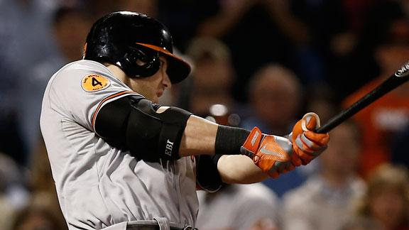 Video - Orioles Top Red Sox In 12 Innings