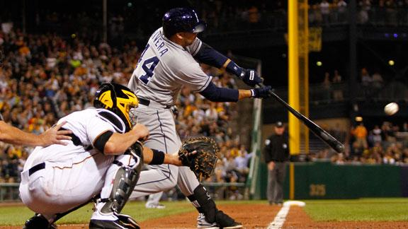 Video - Padres Sweep Pirates