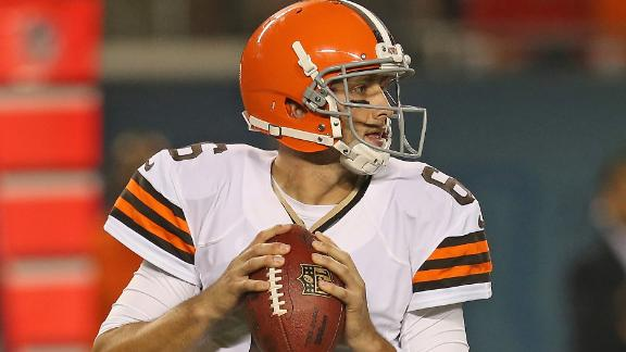 Video - Brian Hoyer To Start For Browns