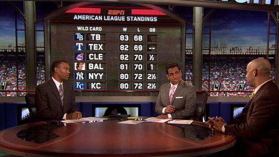 Video - AL Wild-Card Race