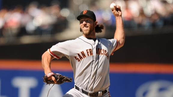 Video - Bumgarner K's 10 As Giants Top Mets