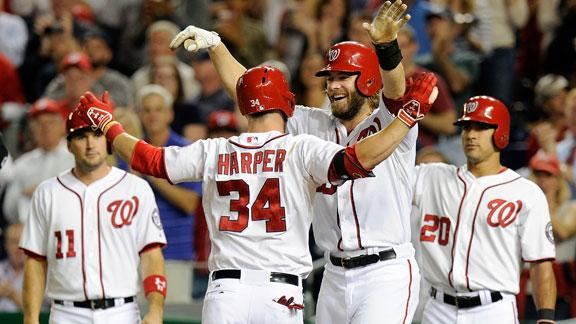 Video - Nationals Hold Off Marlins