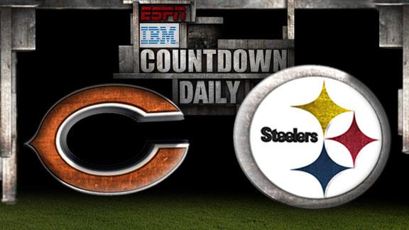 Video - Countdown Daily Prediction: CHI-PIT