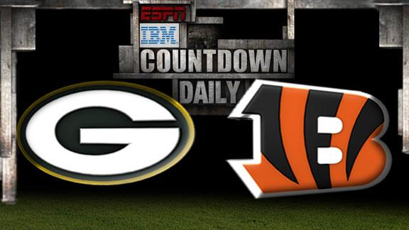 Video - Countdown Daily Prediction: GB-CIN