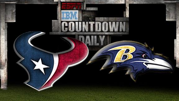 Video - Countdown Daily Prediction: HOU-BAL