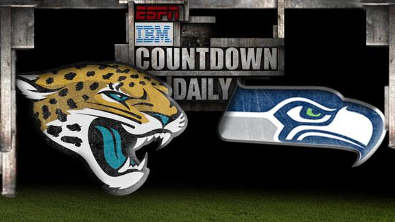 Video - Countdown Daily Prediction: JAC-SEA