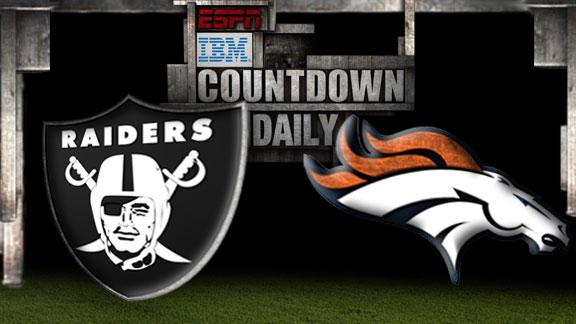 Video - Countdown Daily Prediction: OAK-DEN