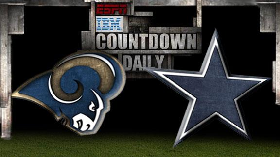 Video - Countdown Daily Prediction: STL-DAL