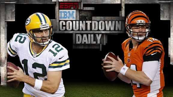 Video - Inside Edge: Packers at Bengals