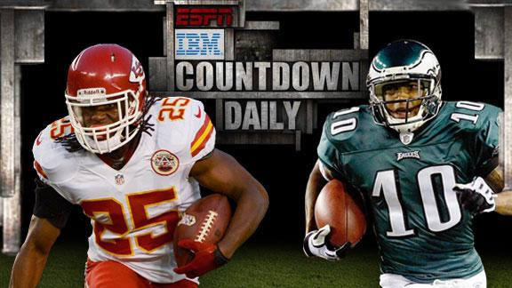 Video - Inside Edge: Chiefs at Eagles