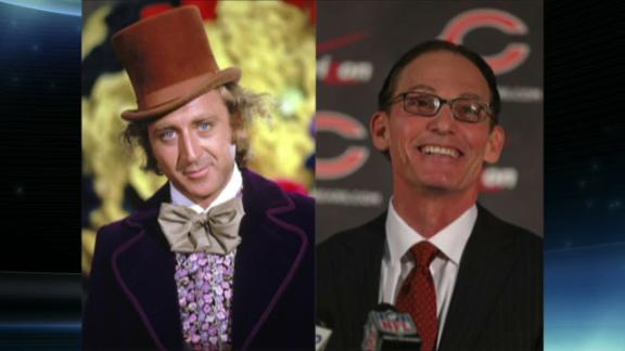 Video - Bennett: Trestman Like Willy Wonka