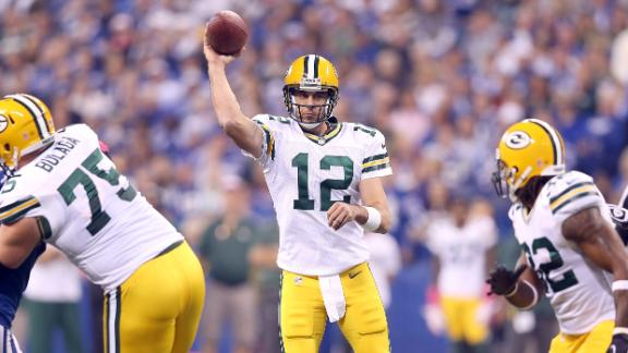 Video - Net Passing Yards At Two-Week High