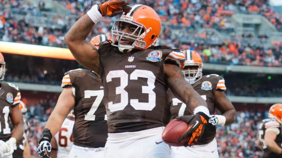 Video - Browns Benefit From Richardson Trade
