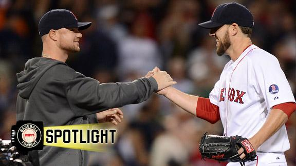 Video - Red Sox Clinch Playoff Berth
