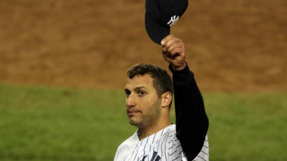 Video - Andy Pettitte Announces Retirement