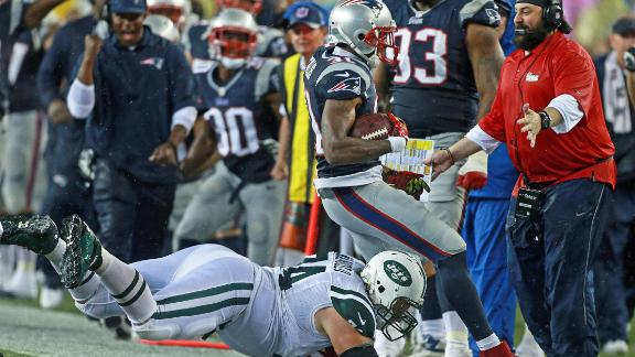 Jets-Pats sideline fight fines total $72K-plus