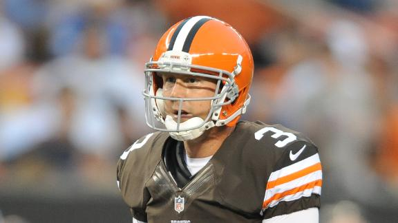 Video - Weeden Not Likely To Have Surgery