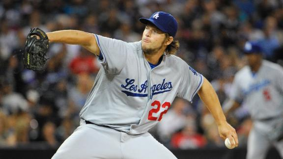 Kershaw fans 10, lowers ERA to 1.88 in win