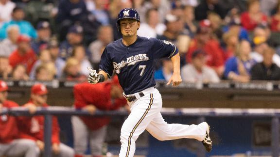 Video - Cards Clinch Playoffs, Fall To Brewers