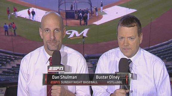 Video - Shulman & Olney Preview #STLvsMIL