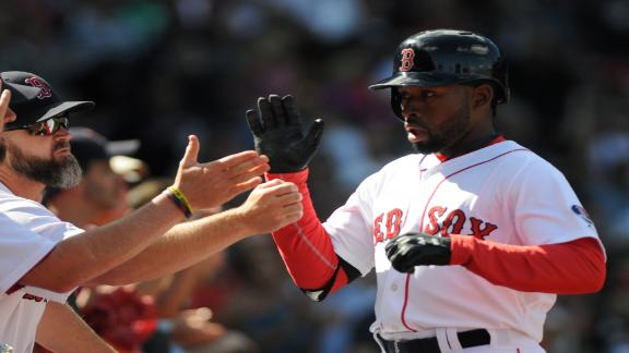 Red Sox finish Fenway slate with win over Jays