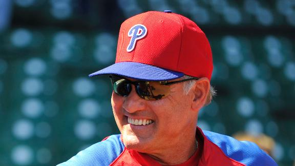 Phils tap Sandberg as permanent manager