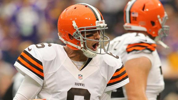 Video - NFL Sunday Blitz: Browns-Vikings Recap