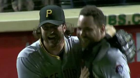 Video - Pirates Clinch Playoffs