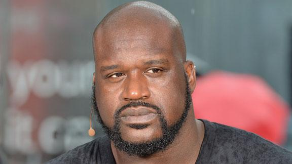 Shaquille O'Neal embraces enemy, buys part of Kings