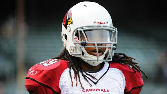 Cardinals S Johnson (finger) hopes to play