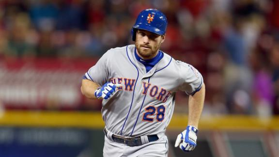Video - Murphy, Mets Double Up Reds