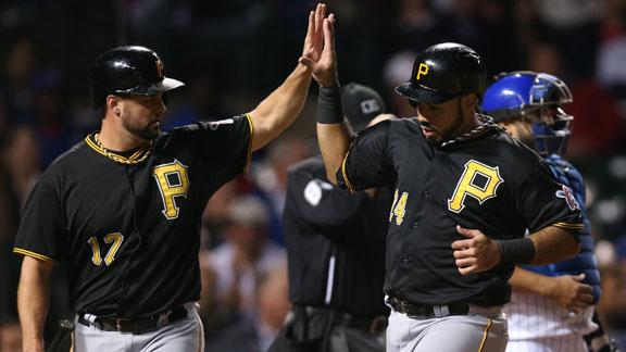 Video - Pirates Crush Cubs