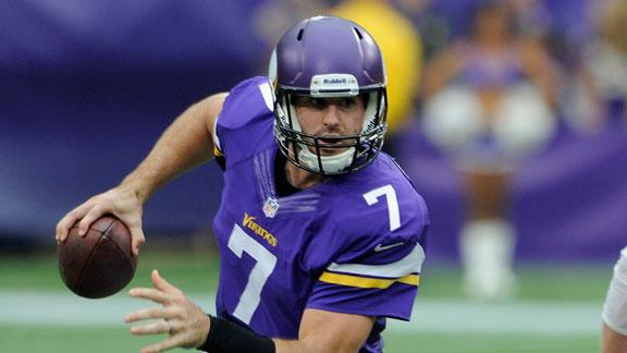 Ponder's injury puts Vikings in uncertain quarterback situation