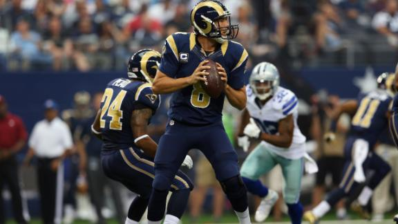 Video - NFL Nation Buzz: Rams