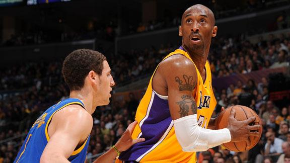 Lakers GM has no timetable for Kobe return