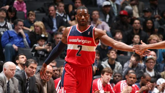 Wall: Wizards have pieces to make playoffs