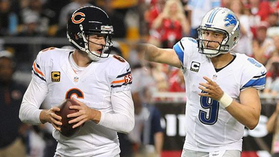 Video - Double Coverage: Bears at Lions