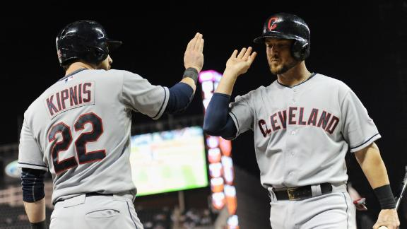 Indians hold off Twins, keep wild-card edge